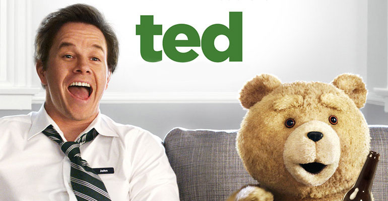 Ted is real!
