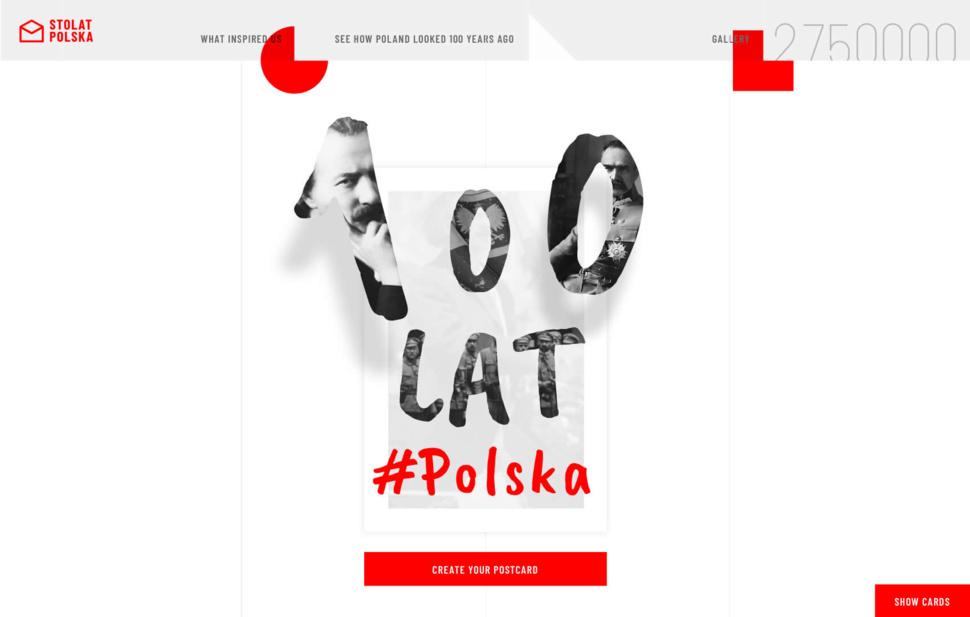 #StoLatPolska
