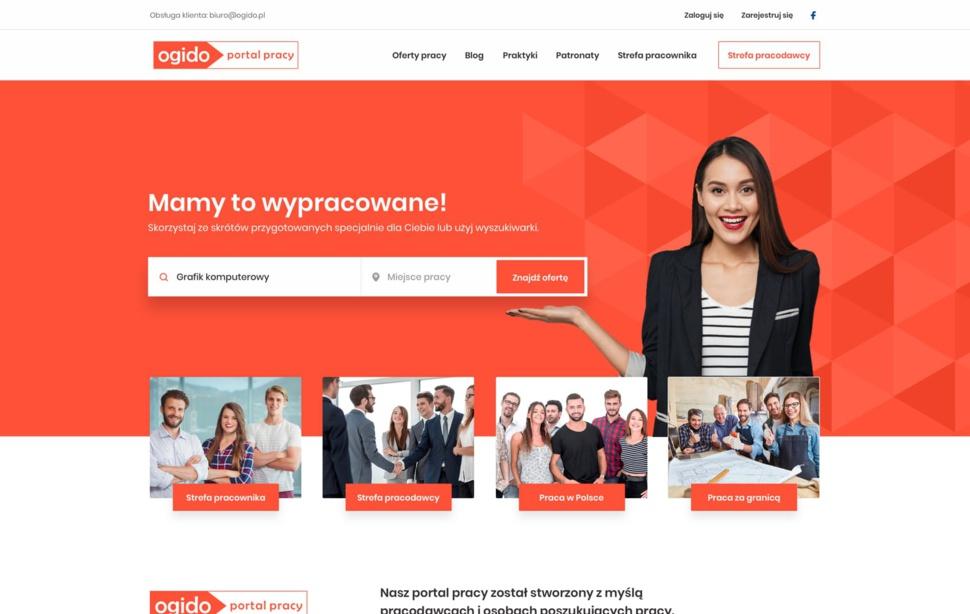 Ogido.pl - job portal