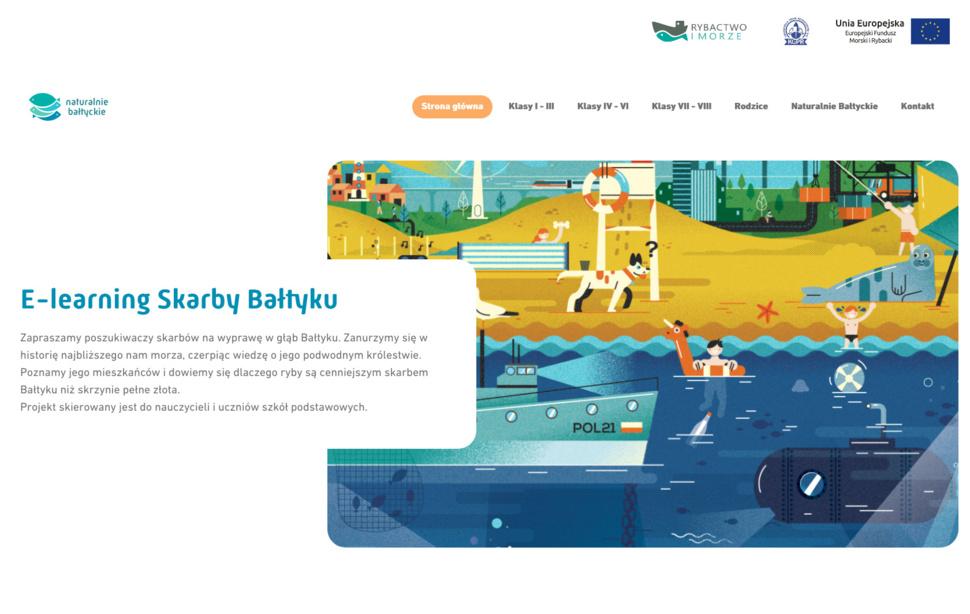 Platforma Edukacyjna Naturalnie Bałtyckie