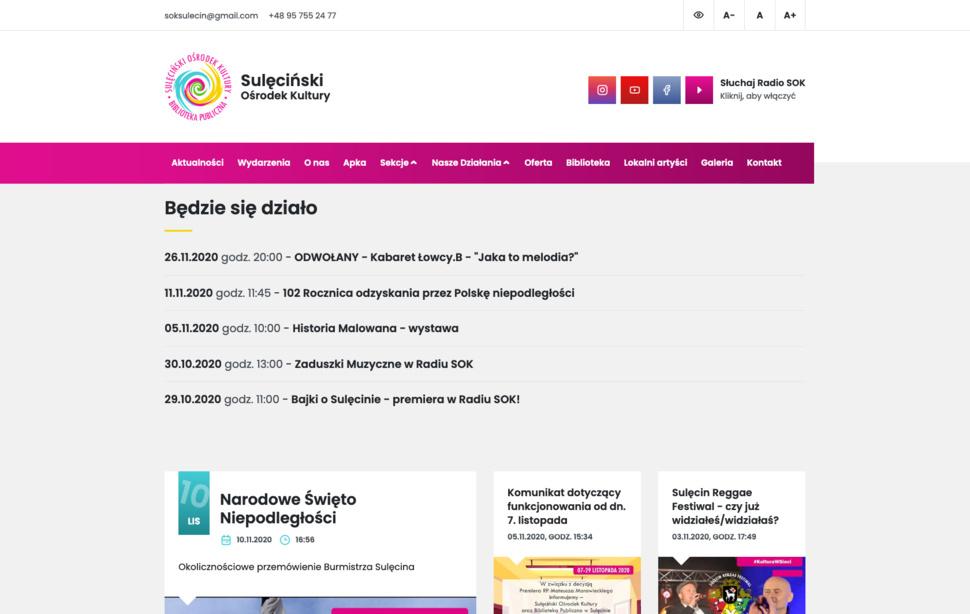 SOKSulecin.pl